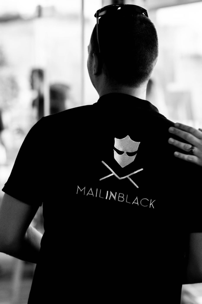 Equipe customer success Mailinblack