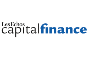 Logo Presse capital finance les echos